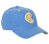 Cleveland Golf Contrast Stitch Cap (Blue/Yellow)