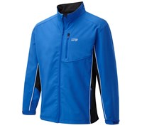 Cypress Point Mens Bonded Soft Shell Lined Jacket 2014 (Royal/Black)