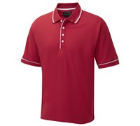 Cypress Point Mens Golf Polo Shirt 2014 (Red)