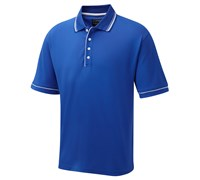 Cypress Point Mens Golf Polo Shirt 2014 (Blue)