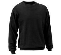 Stuburt Mens Essentials Crew Neck Sweater 2014 (Black)