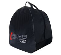 Cube Golf Carry Bag (Black)