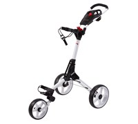 Cube Golf Push/Pull Trolley (White)
