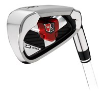 Wilson Staff D-100 Irons  Half n Half Shaft