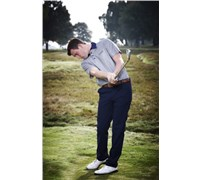 Stromberg Dakota Funky Chino Golf Trouser 2014 (Navy)