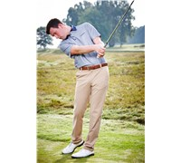 Stromberg Dakota Funky Chino Golf Trouser 2014 (Sand)