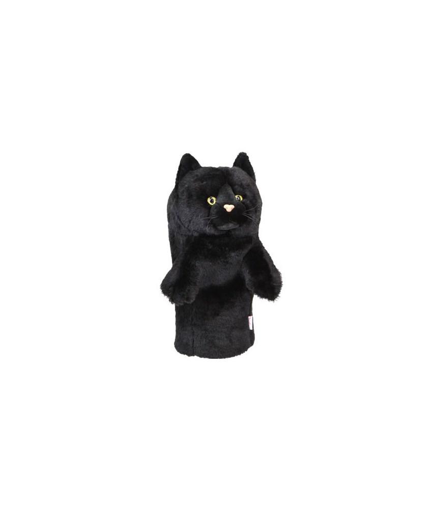 Black Cat Headcover Golf