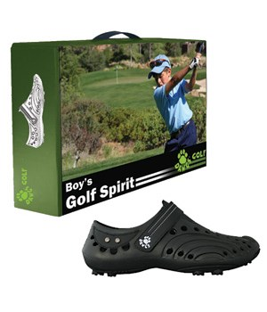 Dawgs Boys Spirit Golf Shoes