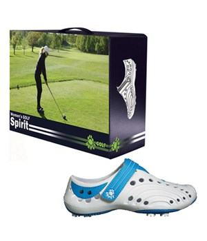 Dawgs Ladies Spirit Golf Shoes