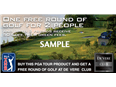 De Vere Golf Club Voucher For 2