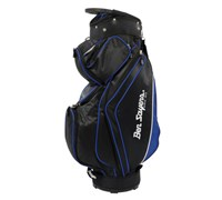 Ben Sayers Deluxe Cart Bag 2014 (Black/Blue)