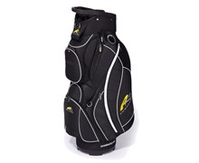 Powakaddy Deluxe Nylon Cart Bag 2013 (Black/White)