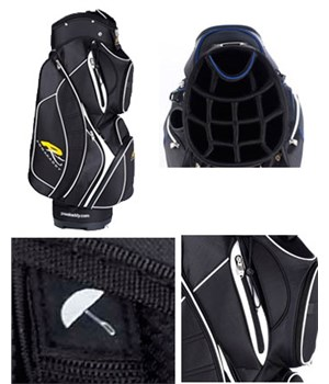 Powakaddy Deluxe Nylon Cart Bag