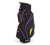 Powakaddy Deluxe Nylon Cart Bag 2014 (Black/White)