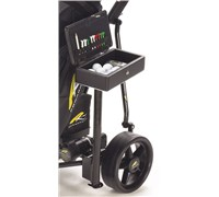 Powakaddy Freeway Deluxe Seat - with Accessory Case