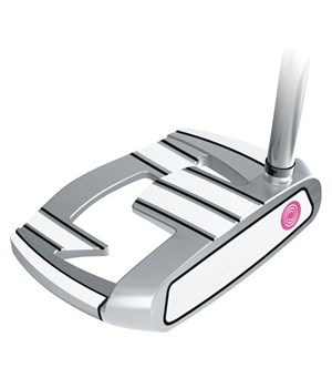 Odyssey Ladies Divine Pink Mini T Putter 2012