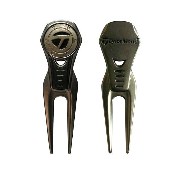 Taylormade Divot Repair Tool Gunmetal