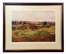 Donald Shearer - Golf Series Prints (Gleneagles)