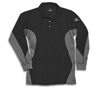 Mizuno Mens Warmalite Performance Shirt (Black)