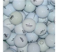Dunlop Off Run Pearl Quality Golf Balls  12 Balls
