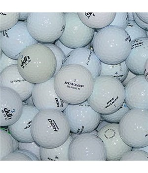 Dunlop Off Run Pearl Quality Golf Balls (12 Balls)