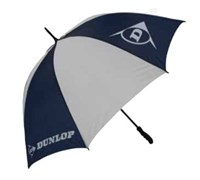 Deluxe 62 Inch Golf Umbrella (Blue/White)