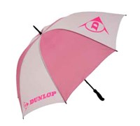 Deluxe 62 Inch Golf Umbrella (Pink/White)