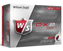 Wilson Staff DX2 Soft Golf Balls 2013  12 Balls