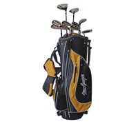 MacGregor Youth DX Plus Package Set  Steel/Graphite