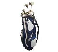 MacGregor Ladies DX Plus Package Set  Graphite