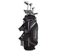 MacGregor DX Plus Package Set (Stand Bag)