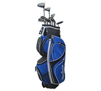 MacGregor Ladies DX Package Set (Black/Blue)
