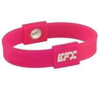 EFX Silicone Sport Bands (Neon Pink)