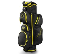 Mizuno Eight50 Cart Bag 2015 (Black)