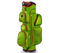 Mizuno Eight50 Cart Bag 2015 (Green)