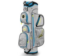 Mizuno Eight50 Cart Bag 2015 (Grey)