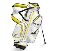 Mizuno Eight50 Stand Bag 2015 (White)