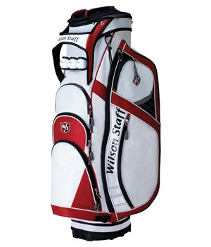 Wilson Staff Elite Tour Cart Bag 2012