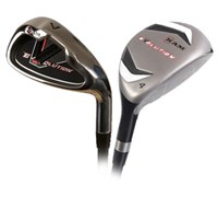 Ram Golf Evolution Combo Irons  Steel Shaft