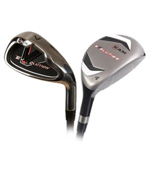 Ram Golf Evolution Combo Irons (Steel Shaft)
