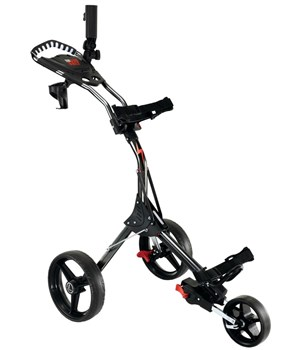 Eze Glide Bolt 3-Wheel Trolley