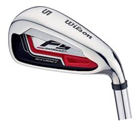 Wilson Fatshaft Accuracy Irons 2014  Steel Shaft