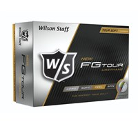 Wilson Staff FG Tour Golf Balls 2014  12 Balls
