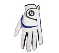Footjoy Junior Glove 2014 (White/Cobalt)