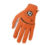 Footjoy Mens Spectrum Golf Gloves 2014 (Orange)