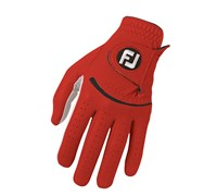 Footjoy Mens Spectrum Golf Gloves 2014 (Red)