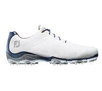FootJoy Mens DNA Golf Shoes (White/Navy)