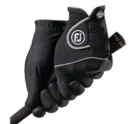 FootJoy Ladies RainGrip Golf Glove 2014 (Black)