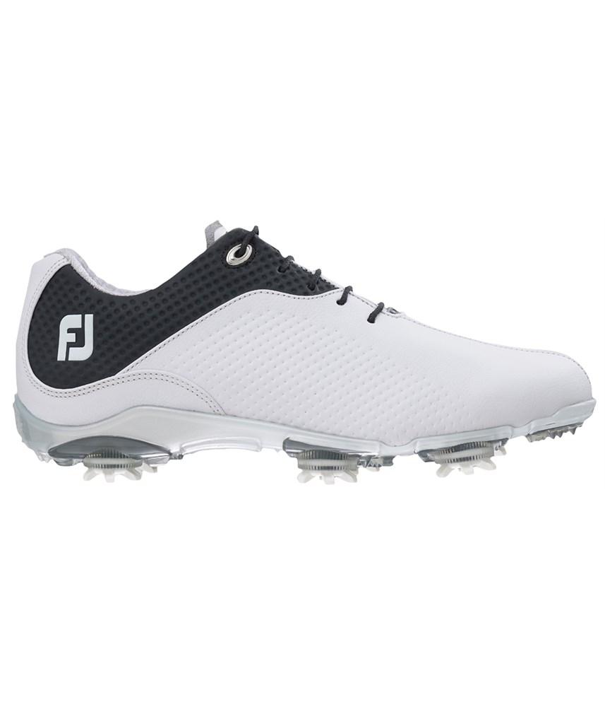 Ladies White Footjoy Golf Shoes