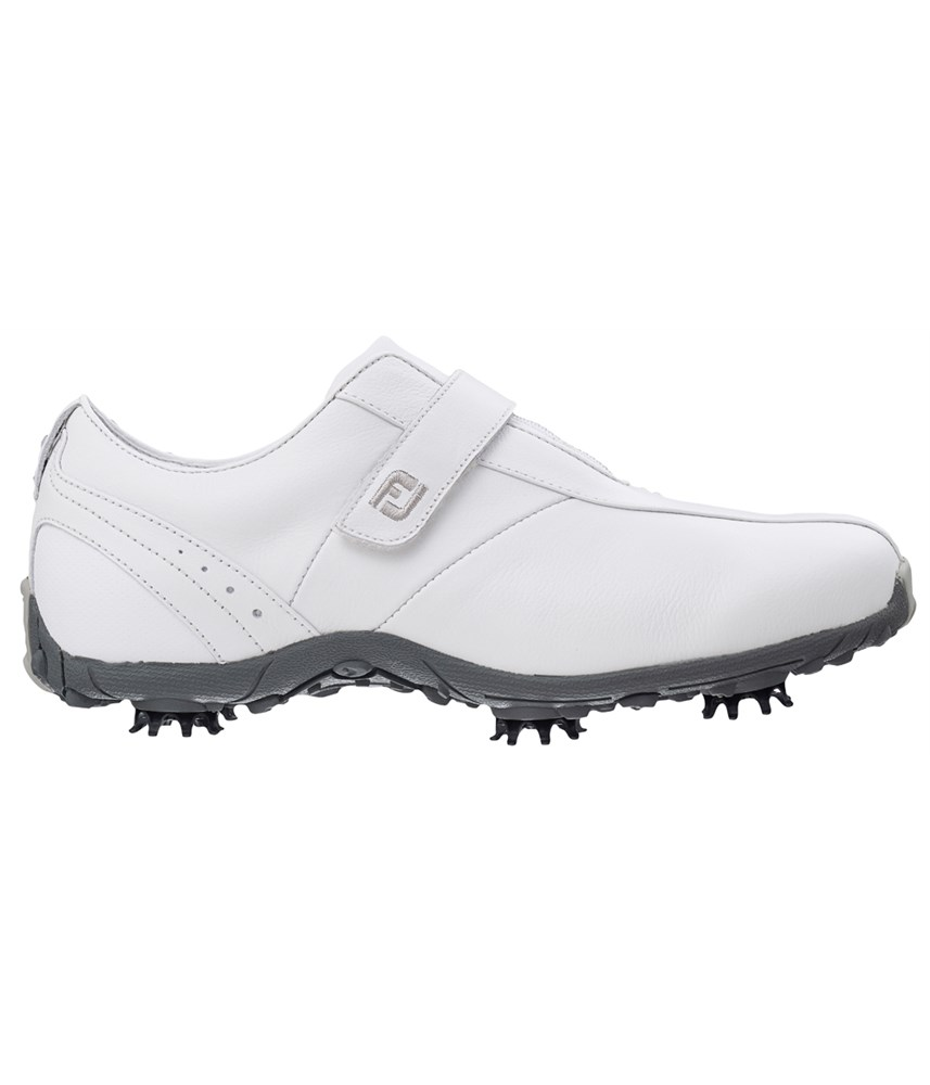 Footjoy Golf Shoes With Velcro Fastening Ladies